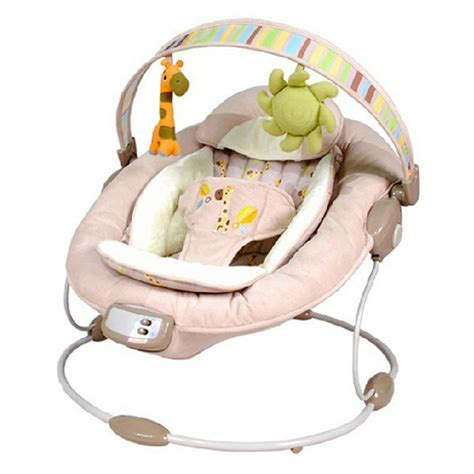free shipping bright starts baby vibrating chair comfort