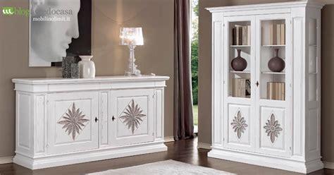 mobili classici bianchi eleganza  luminosita mblog