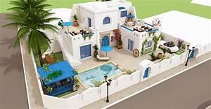 exceptional plan de maisons gratuit 3 plan maison 3d With site plan maison 3d gratuit