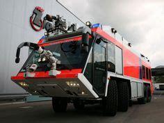 rosenbauer panther  bermuda fire trucks crash
