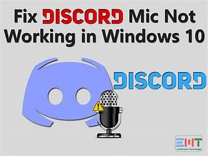 Discord Mic Working Windows Fix Easy Fixed