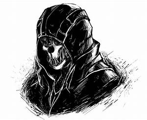 How to draw dishonored