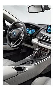 2015 BMW i8 Coupe - Interior | HD Wallpaper #34 | 1920x1080