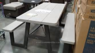 Costco Bench Table