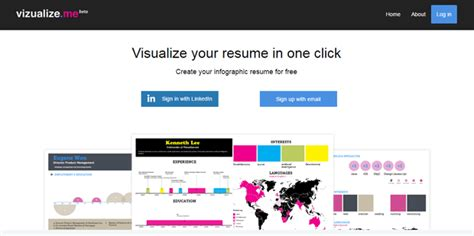 Infographic Resume Builder by 11 Best Free Tools To Create Awesome Infographics