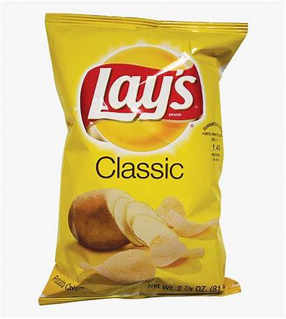 Chips Lays Chip Potato Clipart Bags Lay