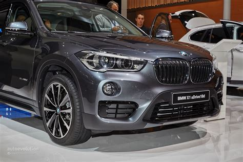 first bmw the first fwd bmw x1 looks amazing in m sport guise at