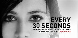 Public Service Announcement: Human Trafficking