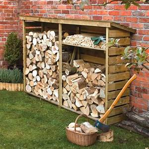 20, Creative, Outdoor, Firewood, Storage, Ideas, You, Need, To, See