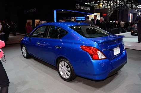 2018 Nissan Versa Sedan New York 2018 Photo Gallery