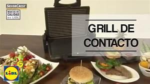 Rauchfreier Grill Lidl : grill de contacto lidl espa a youtube ~ Jslefanu.com Haus und Dekorationen