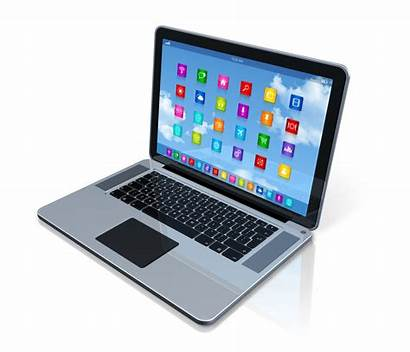 Computer Laptop Icons Clipart Software Application Examples