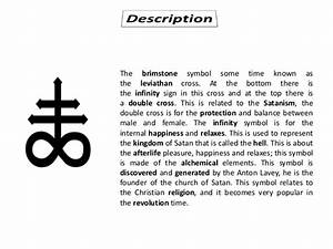 What does the leviathan cross mean