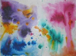 Watercolor Abstract 3   thegemsculptor   Foundmyself