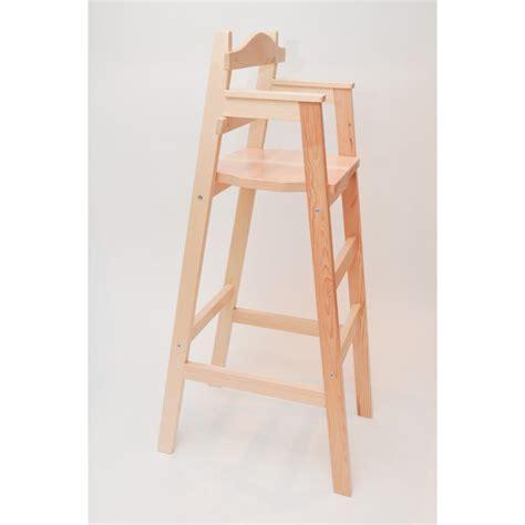 chaise haute pour enfant chaise haute enfant pour table bar