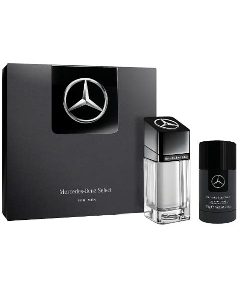 A tender, luxurious garden of bewitching flowers, sparkling with freshness and sensuality. Mercedes Benz Cologne gift set for men | The Perfume Shop