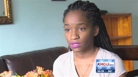 16-year-old Houston girl speaks out after purported photos ...