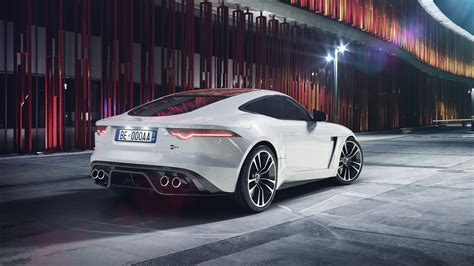 2018 Jaguar F Type Svr Coupe Wallpaper  Hd Car Wallpapers