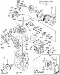 ex17 engine diagram robin 295cc engine diagram wiring With subaru robin carburetor parts diagram ex17 subaru parts diagram subaru