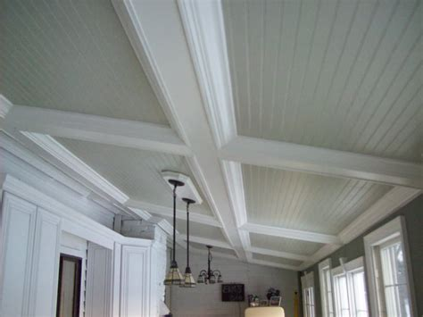 Ceiling Beadboard : 5 Ways To Jeuje Up The Ceilings In Your Own Home