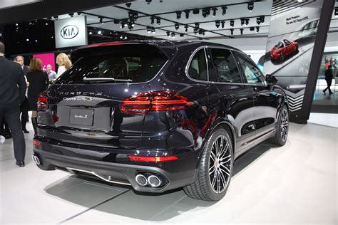 See the full review, prices, and listings for sale near you! German 2016 Porsche Cayenne Turbo S Is The SUV That ...