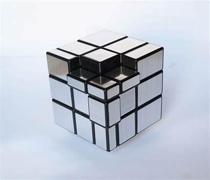 Cube Rubik Mirror Patrones Cubo 3x3 Para