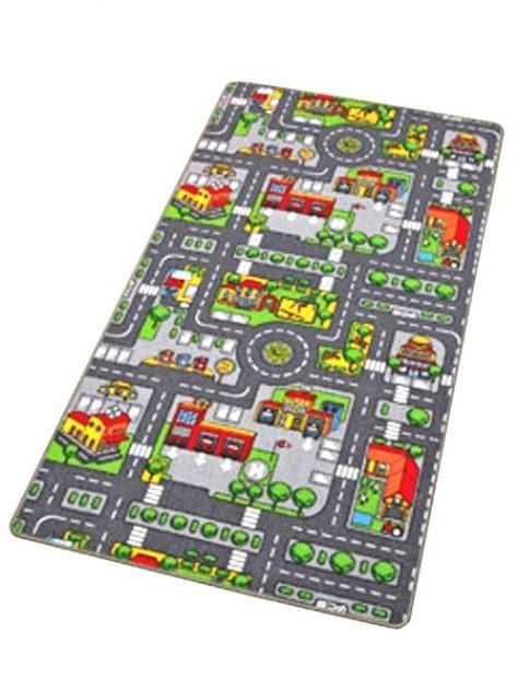 tapis chambre gar n voiture house tapis circuit city doudouplanet