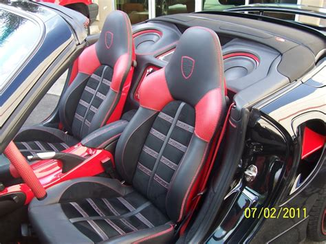 Custom Porsche Interior Projects
