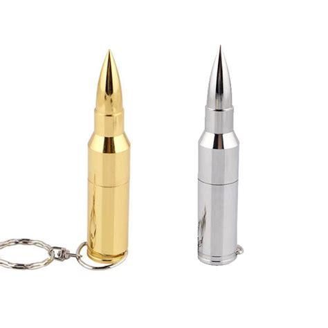 bullet form bullet shape usb 2 0 flashdisk 16gb model 1 golden