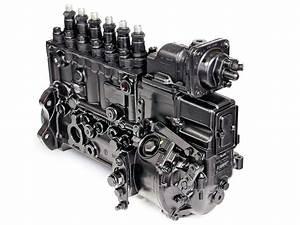 Bosch P7100 Fuel Pump Information