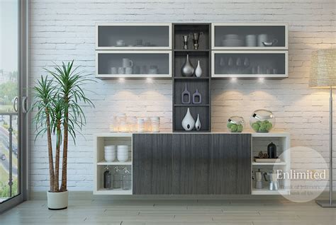 assemble kitchen crockery unit archives enlimited interiors hyderabad