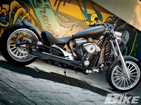 Custom Chopper Motorbike Tuning Bike Hot Rod Rods H