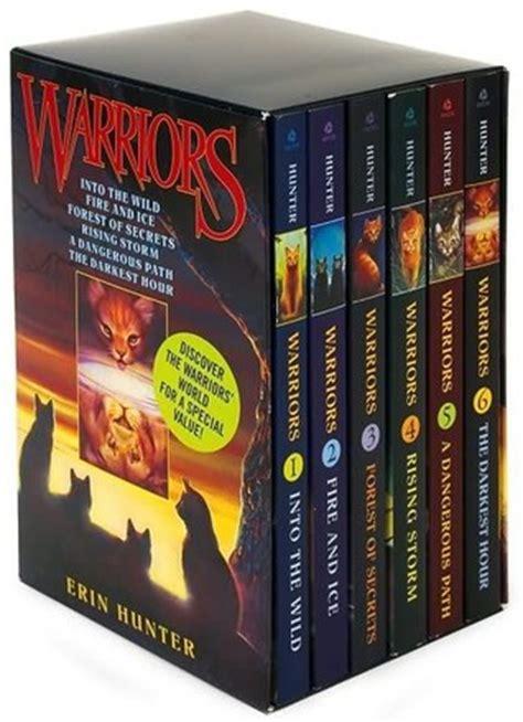 warriors box set warriors    erin hunter reviews discussion bookclubs lists
