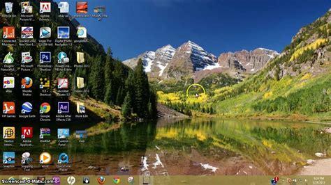 change windows  desktop background youtube