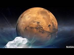 NASA Research Fleet Prepares For Mars Comet Flyby - YouTube