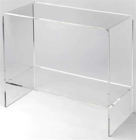 coleman furniture warranty reviews clear acrylic console table from butler coleman