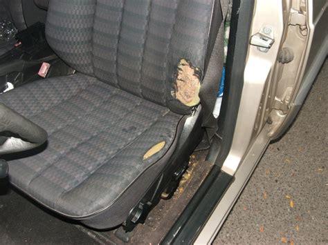 siege auto conducteur réparation complète du siège conducteur