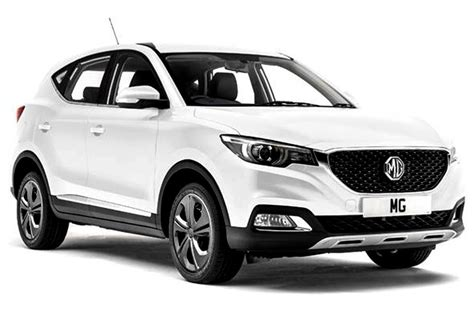 Suv Price by Mg Zs Suv Prices Specifications Carbuyer