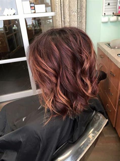 bold  chic copper hair ideas styleoholic