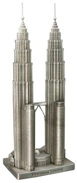 Replica Buildings  Infocustech Petronas Towers 150 , Misc