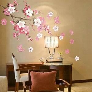 achetez en gros sakura fleur papier peint en ligne a des With affiche chambre bébé avec vente fleurs internet