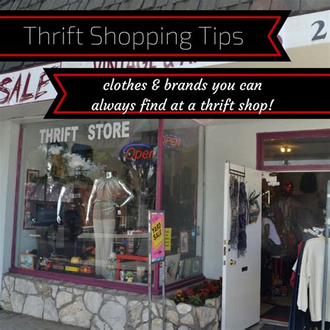 Thrift Store Treasures You're Guaranteed To Find  Looking
