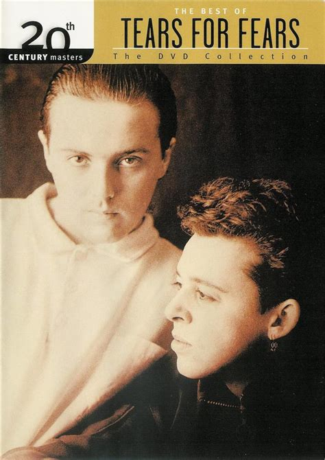 The Best Of Tears For Fears  The Dvd Collection