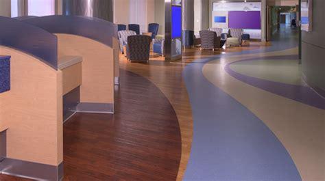 vinyl flooring wood look hospital flooring options spectra contract flooring