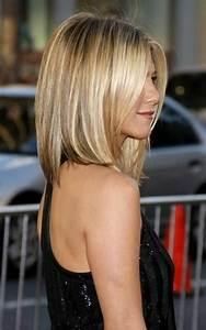 Coupe Mi Long Blond : la meilleure coupe de cheveux femme en 45 id es ~ Melissatoandfro.com Idées de Décoration