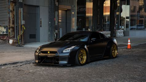 Black Dove Nissan Gtr Car (16 Of 23 Gtr ) 4k Uhd Car