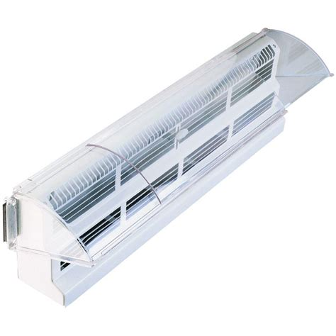 Ceiling Air Vent Deflector by Baseboard Air Deflector 53 The Home Depot