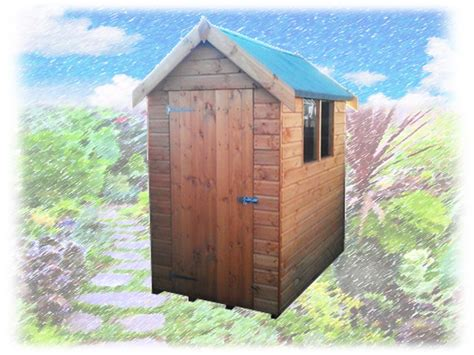 Apex Super Deluxe Shiplap Shed
