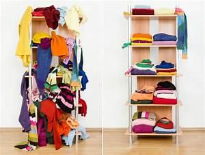 Ordnung im kleiderschrank tipps tricks for Schrank sortieren