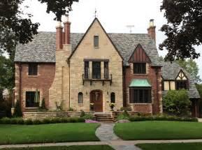 Tudor Revival Style House